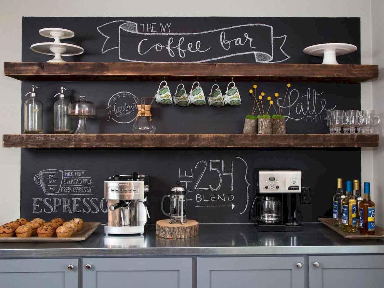 Diy Home Coffee Bar Ideas For Coffee Addict 5 Room A Holic