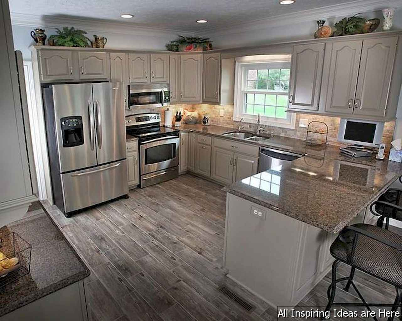 Cheap Small Kitchen Remodel Ideas 0003 Room A Holic